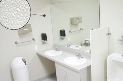 FRP Panels For Washrooms