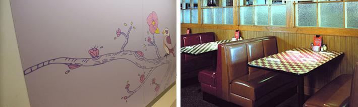 Marlite Wainscot: Decorative Wall Panels For Sanitary Applications